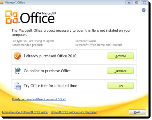 microsoft office starter 2010 offline installer download
